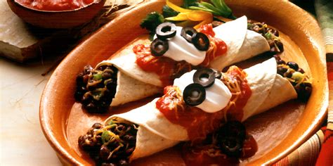 Quick Bean Burrito Recipe | Sargento® Shredded Mild