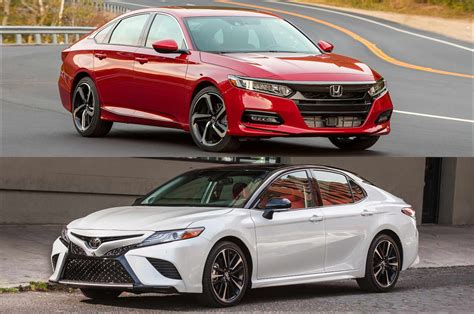 Refreshing or Revolting: 2018 Honda Accord vs
