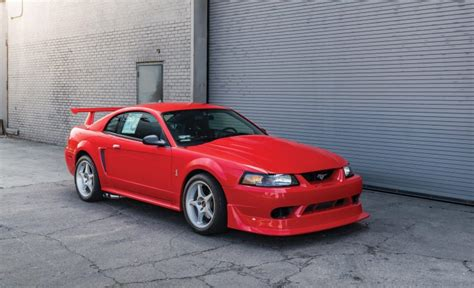 2000 Ford SVT Mustang Cobra R - 385 BHP - 0-60 MPH in 4