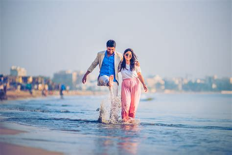 The sea, the sand and love - WhatKnot Wedding Photography