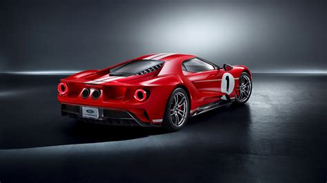 2018 Ford GT 67 Heritage Edition 4K 2 Wallpaper | HD Car