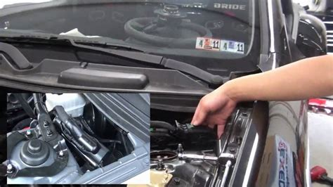 DIY how to take out ECU for Hyundai Genesis Coupe - YouTube