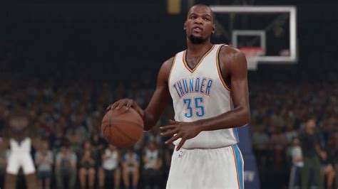Here's a first look at Kevin Durant in NBA 2K15 - Polygon