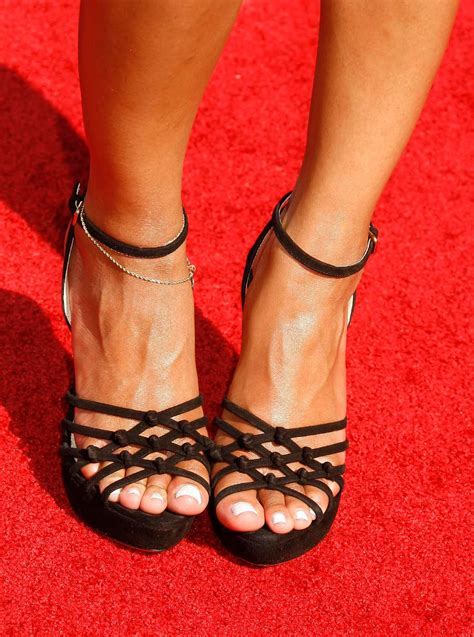 Celebrity Feet Magazine: Meagan Good Feet