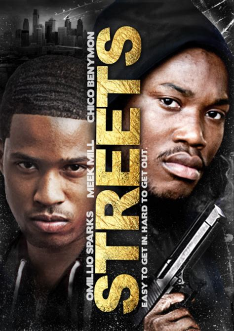 Meek Mills Rises to the Top in the Movie Streets