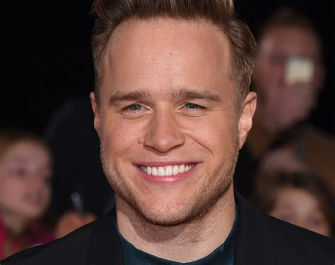 Olly Murs Drops A Hint About Cheryl's 'Pregnancy' At The