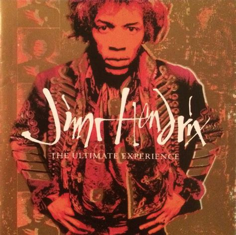 Jimi Hendrix - The Ultimate Experience (CD) | Discogs