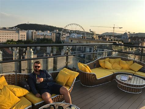 Review of the High Note Sky Bar at Aria Hotel in Budapest