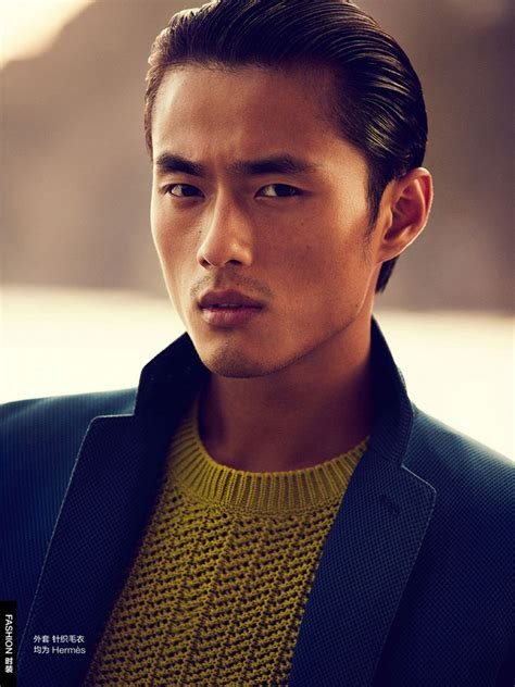 Zhao Lei Stays Cool for GQ China