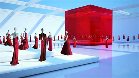 Valentino Virtual Fashion Museum Opens Its Doors - The New