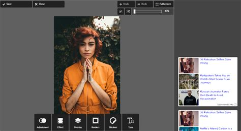 Top Free Photo Editor Softwares for Professional and