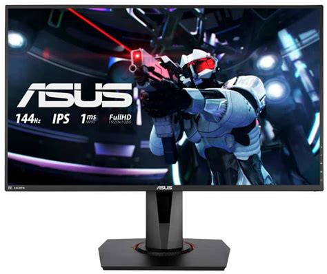 Latest Asus Gaming Monitors - The Asus XG32VQR and the