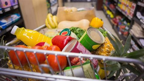 What Average Americans Spend on Groceries — See How You