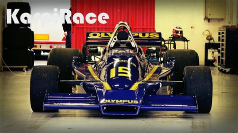 F1 classic Hesketh FIA Historic Formula one - YouTube