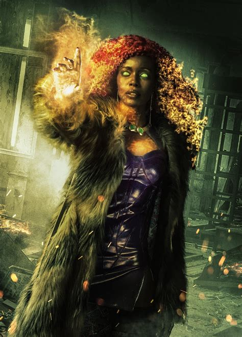 Koriand'r (Titans TV Series) | DC Database | FANDOM