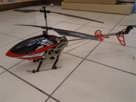 Red Big Max - Helikopter