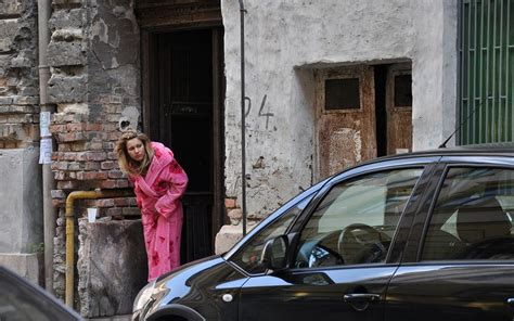 Prostitutes and tourists: exploring the doorways of