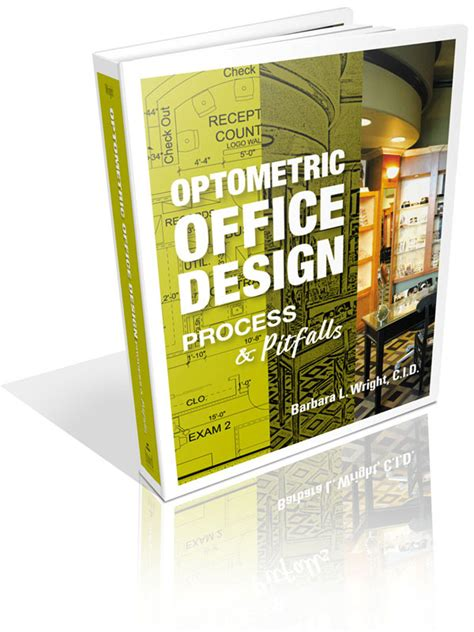 IRS Special Sale: $50 Off On Optometric Office Design Book