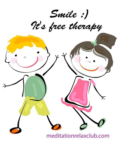 smile therapy, smile quotes, #quotes #relax #relaxation