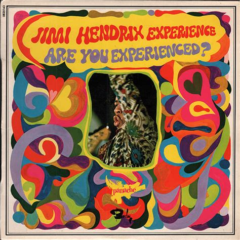 Jimi Hendrix Experience* - Are You Experienced? (1967