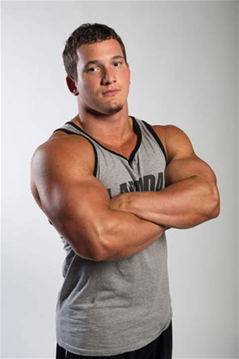 Hunter Labrada, read all about Hunter, his supplement