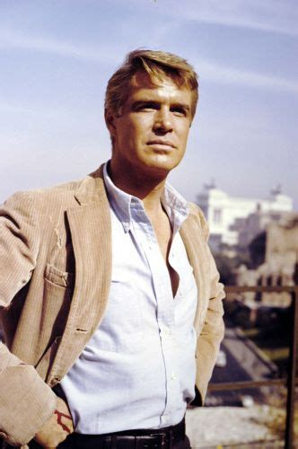 George Peppard | Biography, Movie Highlights and Photos