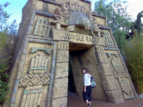 Legoland Billund - Jungle Racer