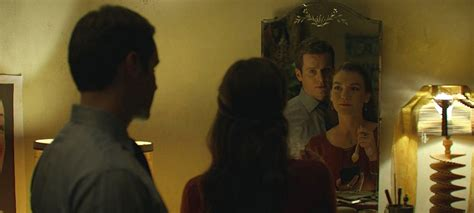 Hannah Gross and Jonathan Groff in Mindhunter (2017