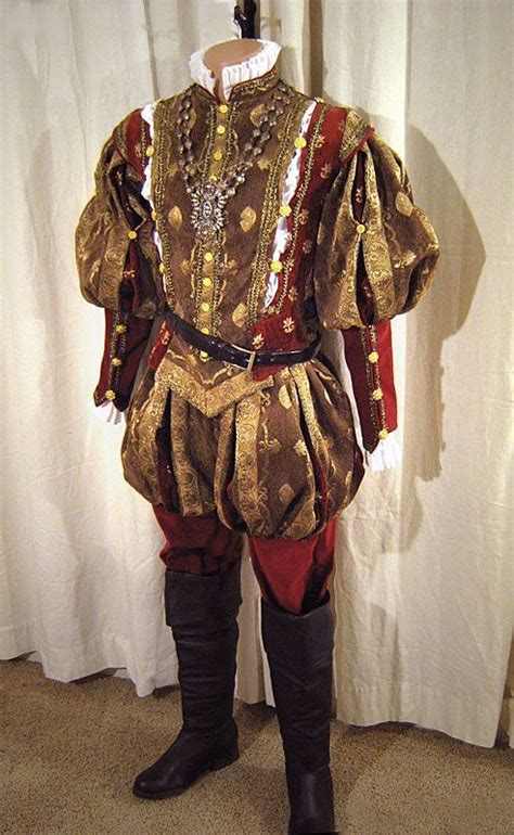 Personal Courtier Costume for Faire Season '09-'10