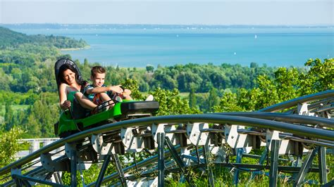 Adventure Parks Around Lake Balaton