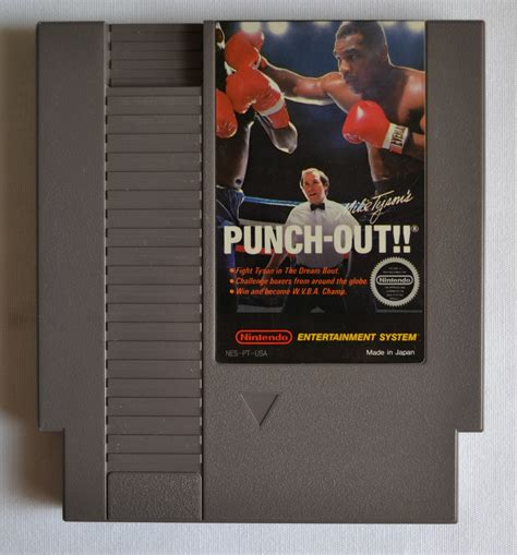 Punch-Out NES - RetroGameAge