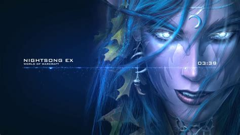 World of Warcraft - Nightsong Extended - Music HD ツ - YouTube