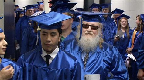 70-Year-Old Tulsa Man Graduates From College - NewsOn6