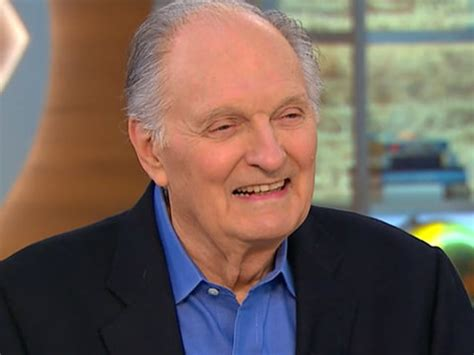 Alan Alda Reveals He Has Parkinson's Disease | toofab