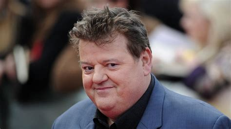 Why Hollywood won't cast Robbie Coltrane anymore