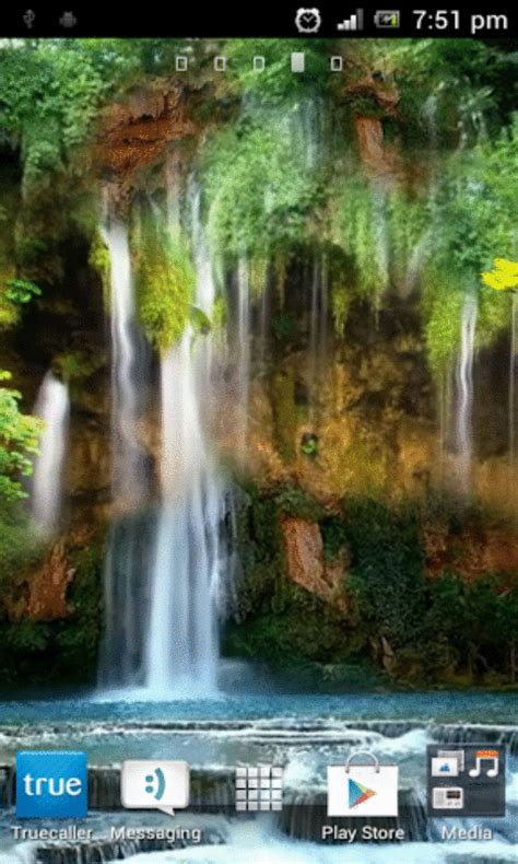 Free Waterfall 4D live wallpaper APK Download For Android