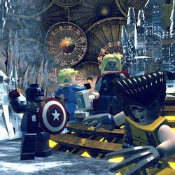 Lego Marvel Super Heroes will have a mix of open world and