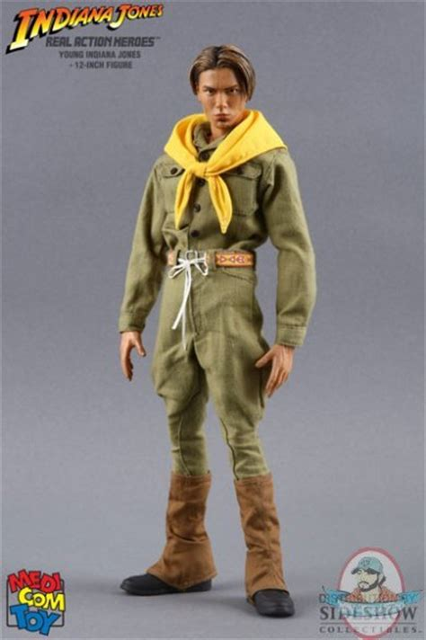 Young Indiana Jones 12 inch Real Action Heroes by Medicom