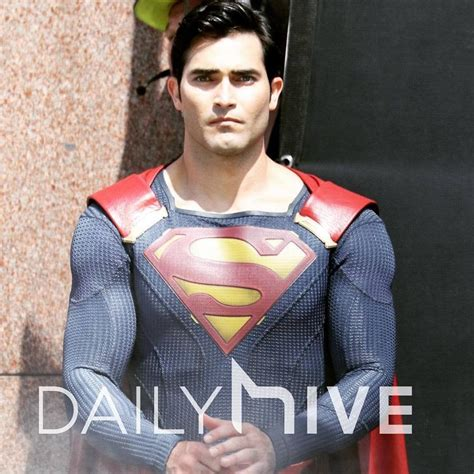 The new CW Superman has a Super Booty | TigerDroppings