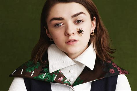 Maisie Williams responds to sexist headline | Dazed