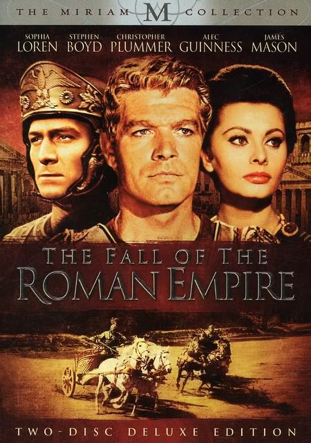 The Movie Man: The Fall of the Roman Empire (1964)