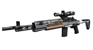 M14 EBR - The Call of Duty Wiki - Black Ops II, Ghosts