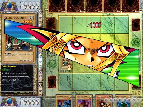Download Games Yu-Gi-Oh Power of Chaos - Joey The Passion