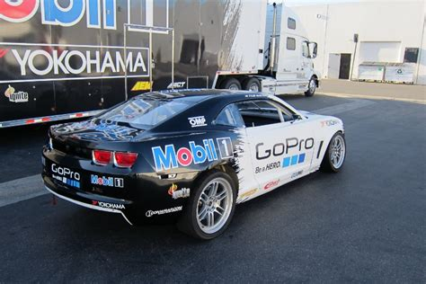 Mobil 1 Go Pro Formula Drift Graphics | Long Beach CA