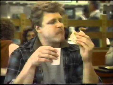 1983 McDonalds Egg McMuffin commercial