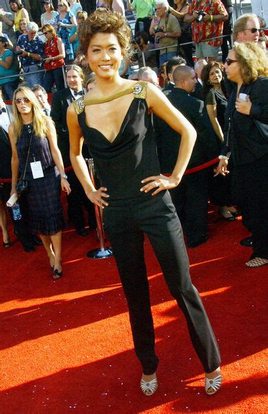 Grace Park Picture 1 - 60th Primetime EMMY Awards - Arrivals