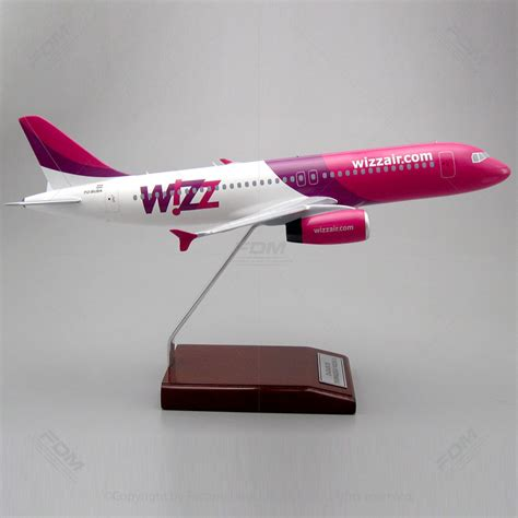 Airbus A320 WIZZAIR Model | Factory Direct Models