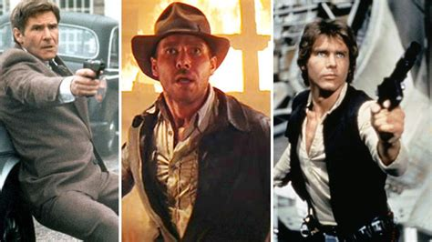 Harrison Ford's 7 Greatest Roles | Entertainment Tonight