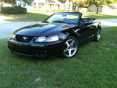 2003 Ford Mustang Cobra Eaton Supercharged 1/4 mile trap