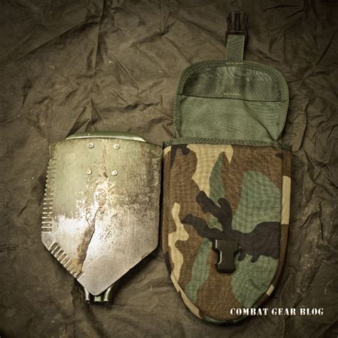 SDS MOLLE II E-Tool Pouch - Combat Gear Blog